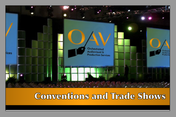 OAV Conventions & Trade Shows
