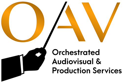 Orchestrated AudioVisual & Production Services