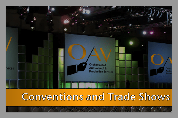 Convention and Trade Shows