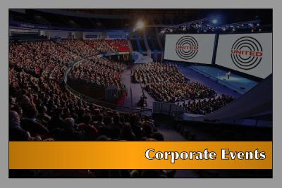Service - Corporate Events