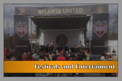 Service - Festivals & Entertainment