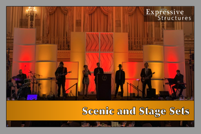 OAV Services - Scenic & Stage Sets