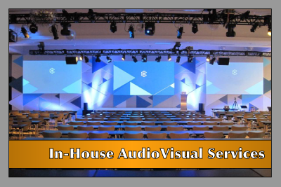 OAV In-House A/V Services